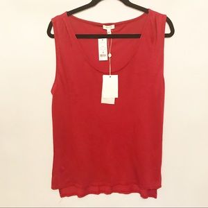 Soft Joie | NEW Iverson Tank in Rio Red Medium